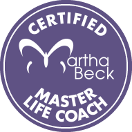 Martha Beck Certified Master Life Coach