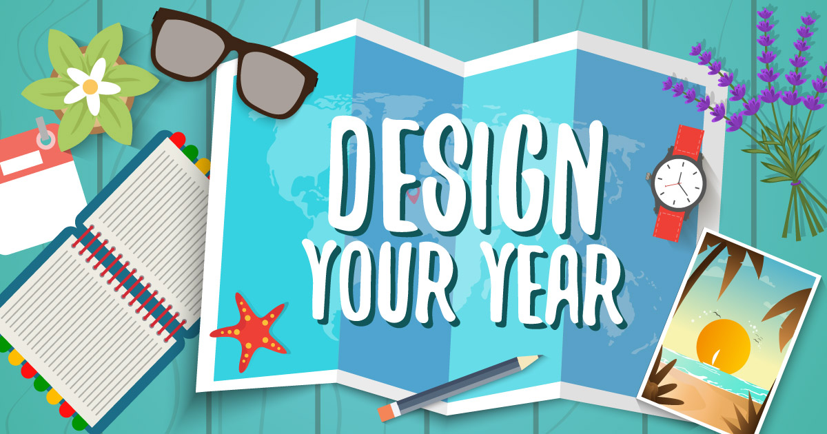 Design Your Year eCourse