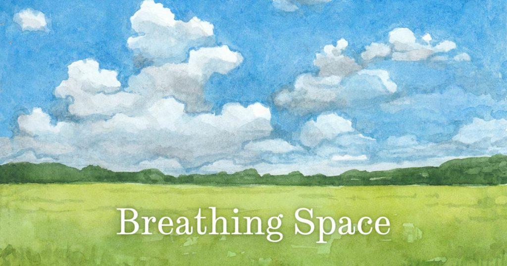 Breathing Space - Weekly Self-Care Email Series