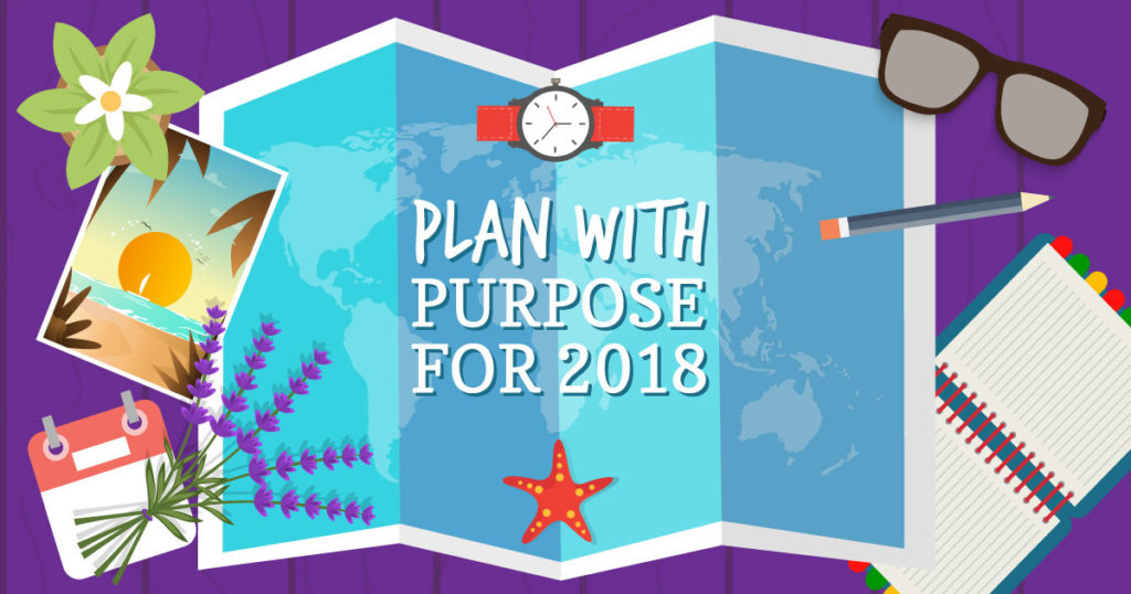 Plan with Purpose for 2018 Workshop